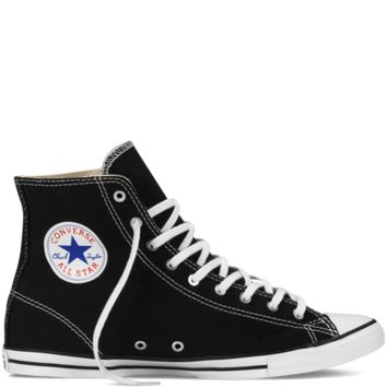 Converse - Chuck Taylor All Star Fancy - HiBlack