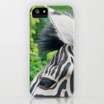 NATURAL STRIPES iPhone & iPod Case by Catspaws | Society6