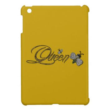 QUEEN BEE iPad Mini Case