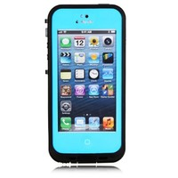 Viva New Waterproof Dustproof Snowproof Protection Case Cover For Apple iPhone 5 5S (Dark Blue)