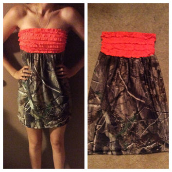 Realtree Camo Sundress MORE COLORS AVAILABLE