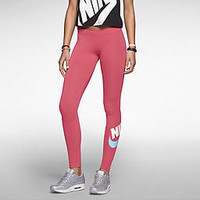 Nike Leg-A-See AOP Women's Tights - Geranium