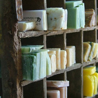 Etsy Handmade Soaps Custom 3 pack by DirtyDeedsSoaps on Etsy