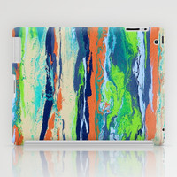 Ocean iPad Case by Erin Jordan