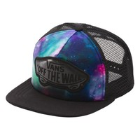 Trucker Hat (Galaxy Nubula/True White)