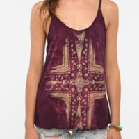 Title Unknown Henna Print Tank