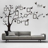 Picture Removable Wall Decor Decal Sticker
