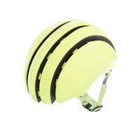 Lime Green Bike Helmet