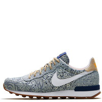 Nike x Liberty Blue Internationalist Trainers | Shoes by Nike x Liberty | Liberty.co.uk