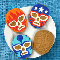 Muncha Libre Cookie Cutter/Stamps