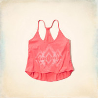 Nicholas Canyon Beach Crop Tank