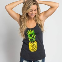O'Neill PINEAPPLE DREAMS TANK from Official US O'Neill Store