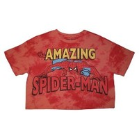 Junior's Spiderman Graphic Tee