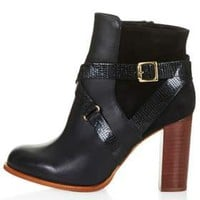 AROMA Ankle Boots - Grey