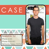 Dylan-O'Brien custom design available for iphone 4/4s,5/5s/5c and samsung galaxy S3/S4/S5 case