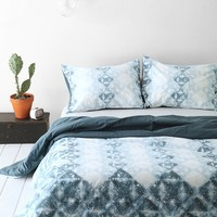 Magical Thinking Geo Galaxy Duvet Cover - Urban Outfitters