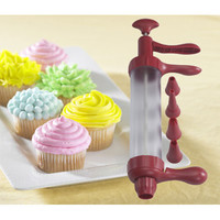 Cupcake Frosting Decorator Set