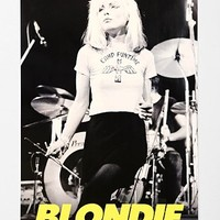 Blondie Camp Fun Time Poster- Black & White One
