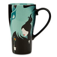 Maleficent and Dragon Mug