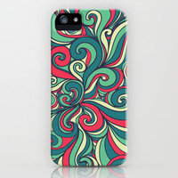 Let's Get Funky iPhone & iPod Case by Caitlin Barnes | Society6