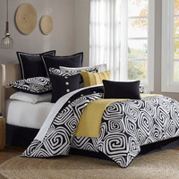 Calypso Comforter Set | Atlantic Linens