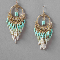 BELLEWOOD FRINGE EARRINGS