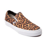 Vans Slip-On Leopard Skate Shoe