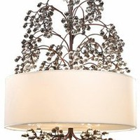Elk Lighting 20059/4 - Winterberry Transitional Chandelier ELK-20059-4