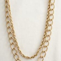 La Coco Chain- gold (necklace and bracelet)