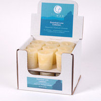 Escentual Love Aromatherapy Candles - Way Out Wax