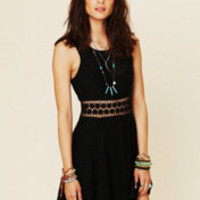Free People Fitted With Daisies Dress at Free People Clothing Boutique