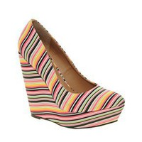 ASOS | ASOS PARAMOUNT Wedge Court Shoes at ASOS
