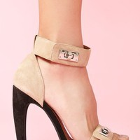 Royce Platform Pump in  Shoes at Nasty Gal