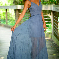 The Twelfth Night Maxi, Slate