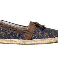 TOMS+ Blue Medallion Men's Classics