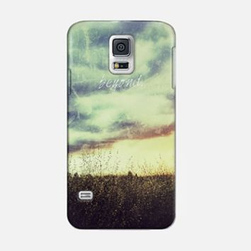 Beyond Galaxy S5 case by DuckyB | Casetify