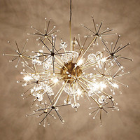 Dandelion Orbit Chandelier