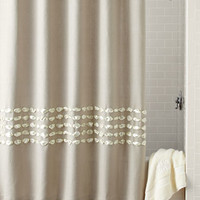 Dransfield & Ross House Condotti Shower Curtain