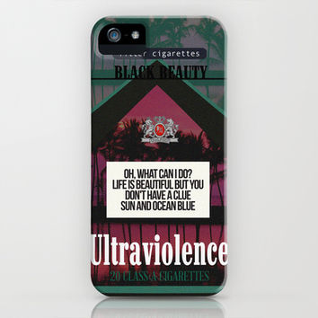 Life is beautiful but you don't have a clue iPhone & iPod Case by Sara Eshak