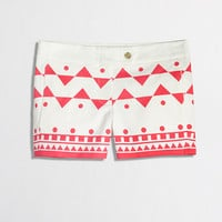 "Factory 3"" printed stretch chino short - novelty - FactoryWomen's Shorts - J.Crew Factory"