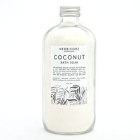 Coconut Milk Bath Soak – Herbivore Botanicals