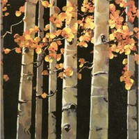 Phoenix Galleries Aspen Grove - CA4108-C - All Wall Art - Wall Art & Coverings - Decor