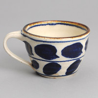 japanese pottery - coffee mug from endo kiln ndo 016