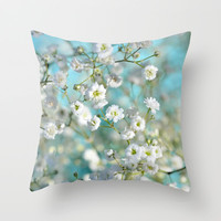 You Leave Me Breathless... Throw Pillow by Lisa Argyropoulos | Society6