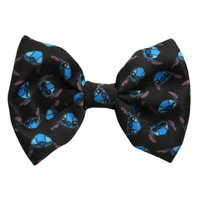 Disney Lilo Stitch Tossed Heads Bow Tie