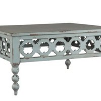 One Kings Lane - Coastal Tradition - Lillian Cocktail Table