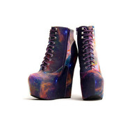 Damsel - Rainbow Galaxy | Black Milk Clothing