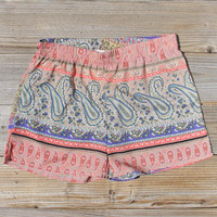 Sugared Cactus Shorts