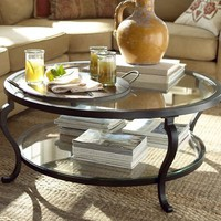 Louisa Coffee Table | Pottery Barn