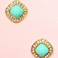 Simply Stunning Stud Earrings